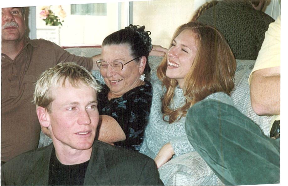 Steve,Denette, & Grandma Tanksley